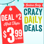 Crazy 8: Knit Shirts Only $3.99 Each