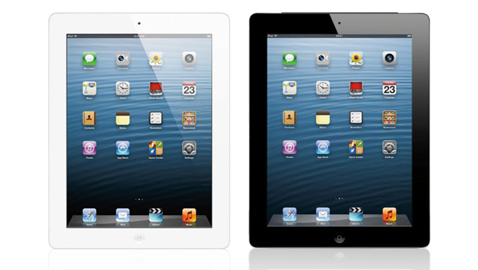 Apple iPad 4 with Retina Display 25% Off