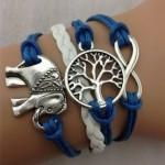 Elephant Infinity Bracelet $2.59 Shipped