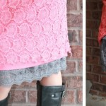 Lace Slip Extenders $17.99 {Perfect for Dresses or Skirts That Are Too Short}
