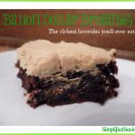 Billion Dollar Brownies: The Richest Brownies You'll Ever Eat!