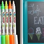 Liquid Chalk Markers 8 Pack only $10.99