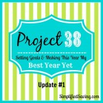 Project 38: Update 1