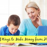 10 Ways to Make Money from Home