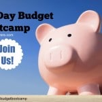 30 Day Budget Bootcamp Challenge