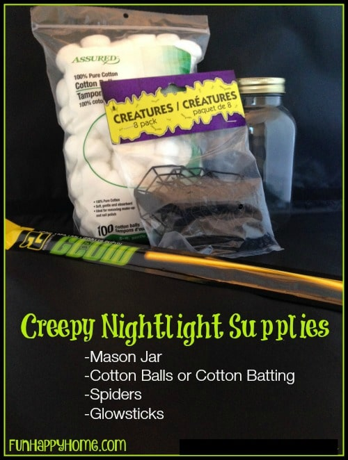 halloween-craft-spooky-spider-night-light-supplies