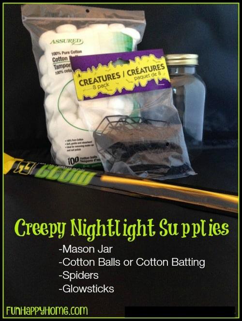 halloween-craft-spooky-spider-night-light-supplies