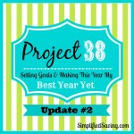 Project 38: Update 2
