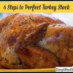 Six Simple Steps To Perfect Turkey Stock