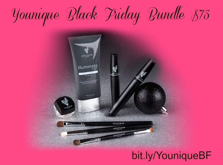 Younique Black Friday Beauty Bundle