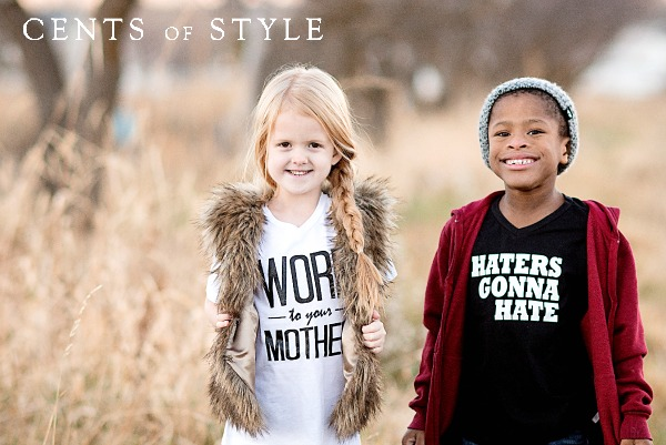 Cents of Style: 60% Off Tees {Cyber Monday Sale}