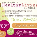 The Ultimate Healthy Living Bundle Only $29.97 ($1140 Value)