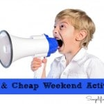 Free and Cheap Weekend Activities and Events