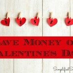 Save Money on Valentine's Day