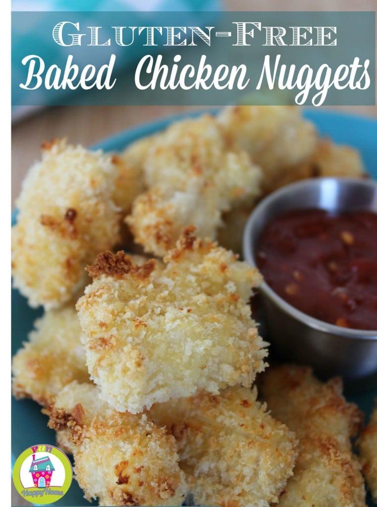 Gluten Free Baked Chicken Nuggets Recipe Zaycon Foods, Zaycon, Zaycon Meats, Zycon, Zycon Foods, Bulk Food SimplifiedSaving.com