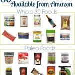 Order Whole 30 & Paleo Foods Online