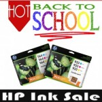 HOT Back to School HP Ink Sale