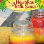 DIY Hawaiian Bath Scrub: An Exfoliating Sugar Scrub