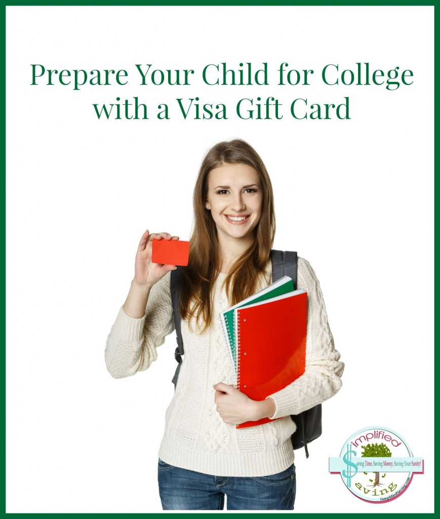 Preparing Your Child for College {Office Max Can Help} #OMaxVisa15