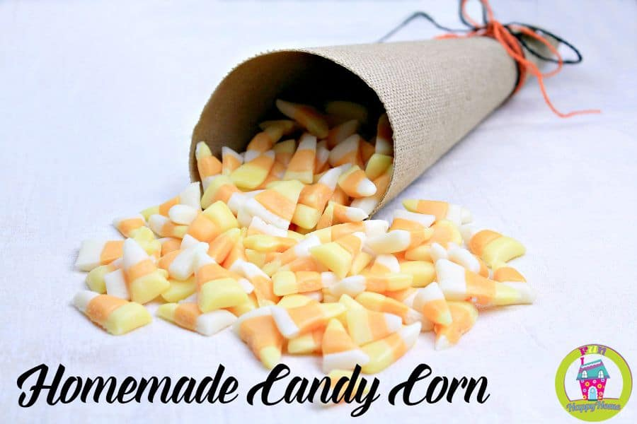 Homemade Candy Corn Recipe