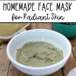 Radiant Skin Detoxifying Mask