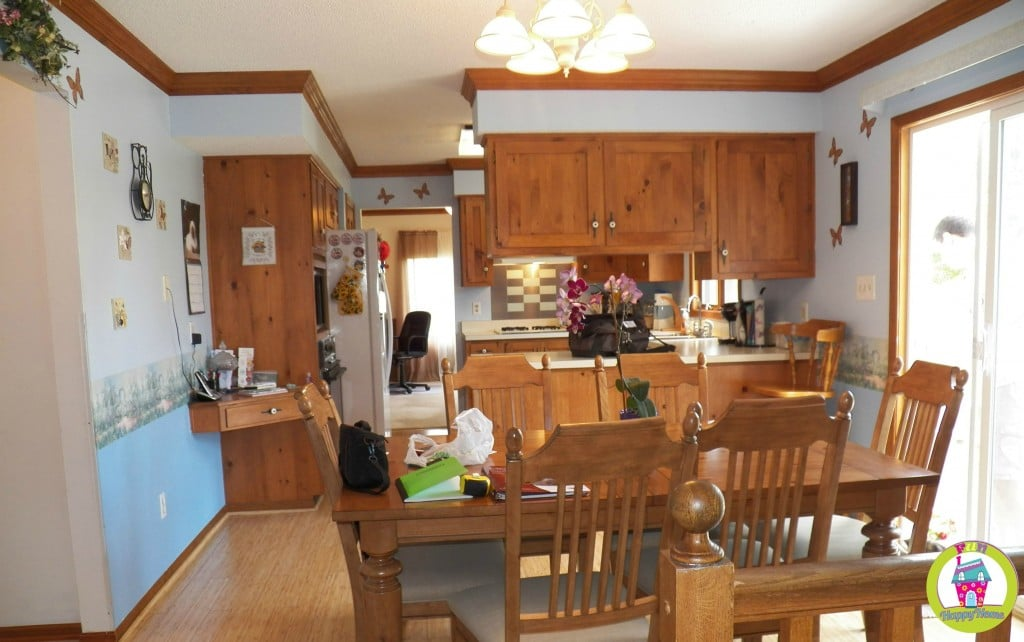 Ugly Kitchen view 2
