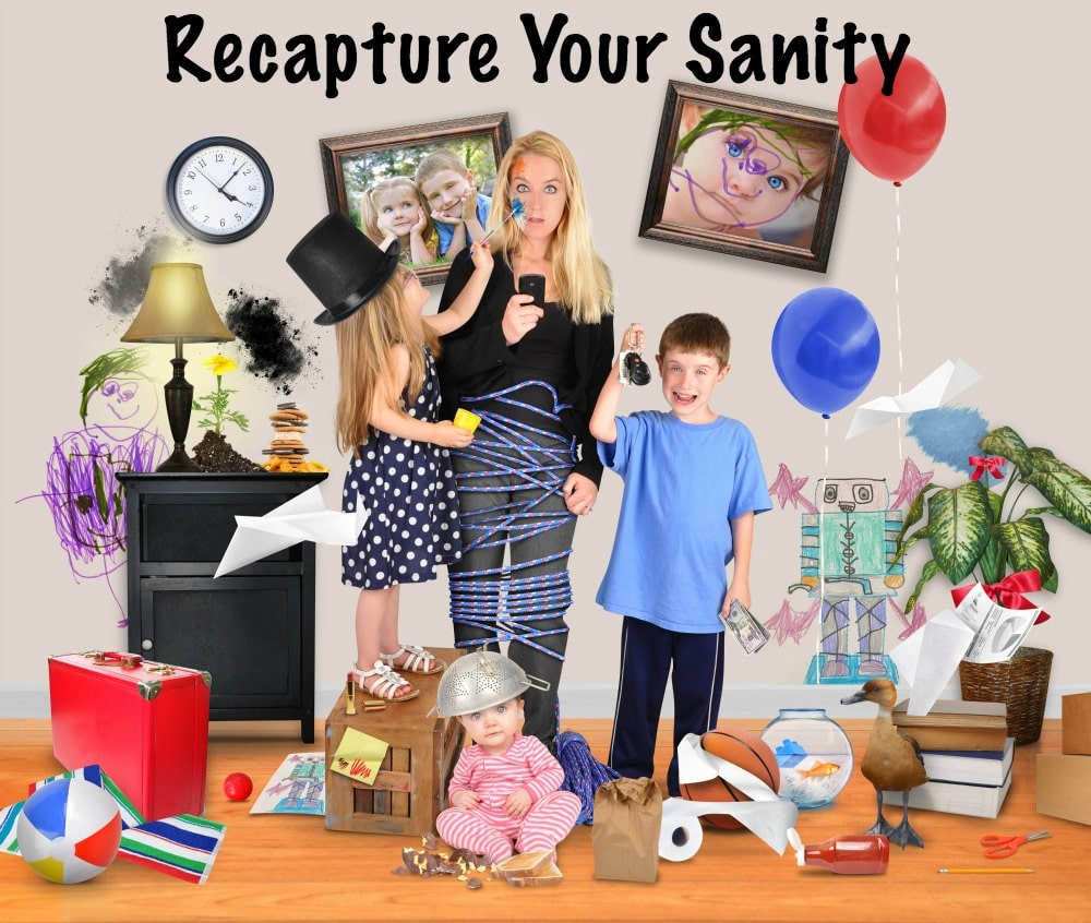 Recapture Your Sanity with the Ultimate Homemaking Bundle