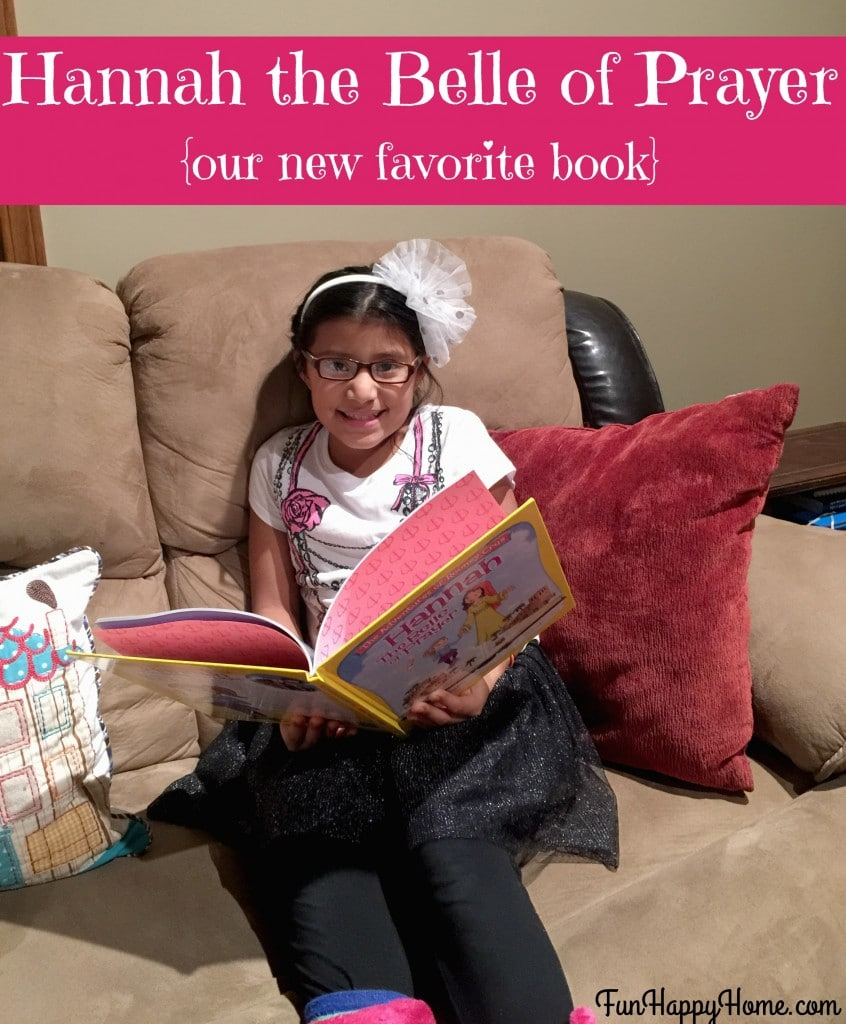 Hannah the Belle of Prayer Book Review