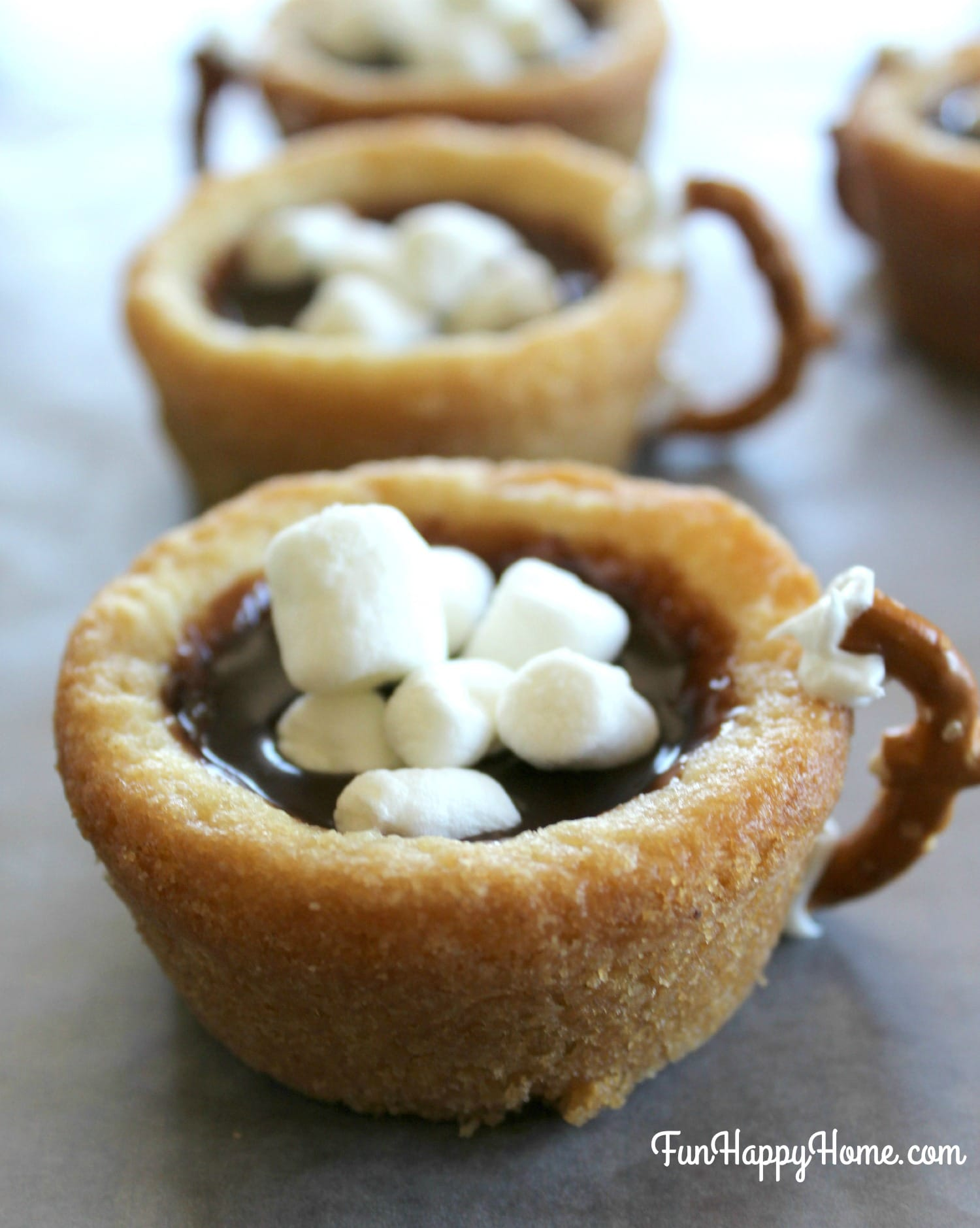 Hot Chocolate Cookie Cups: A Perfect Winter Recipe