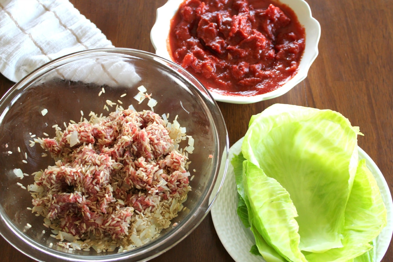 how to make cabbage rolls in crock pot