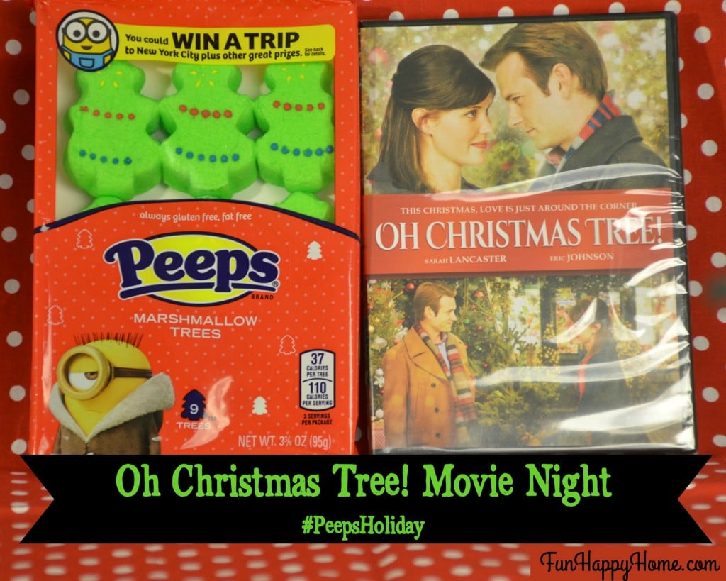 Oh Christmas Tree movie night