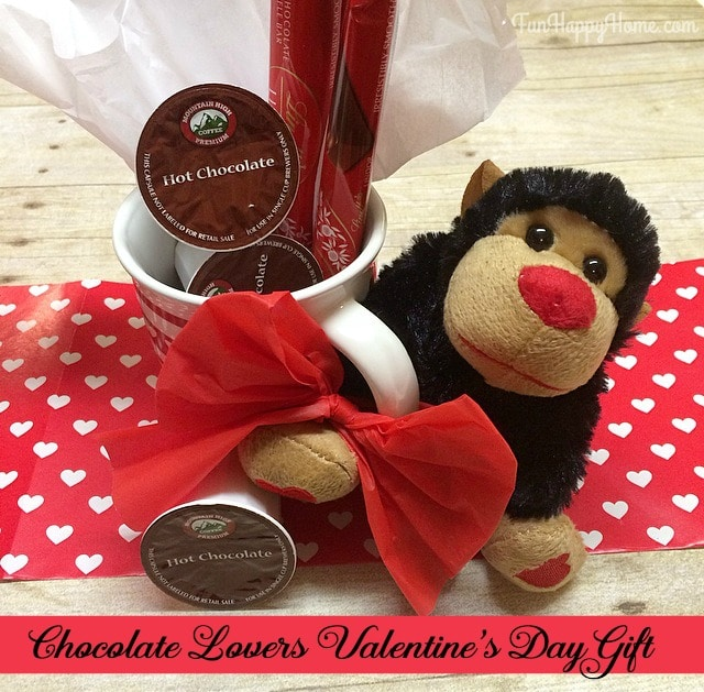 Chocolate Lovers Valentine's Day Gift