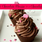 Easy Chocolate Mousse Recipe: Eat In Homemade Chocolate Bowls