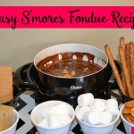 Take Your Family Night to the Next Level with S'Mores Fondue