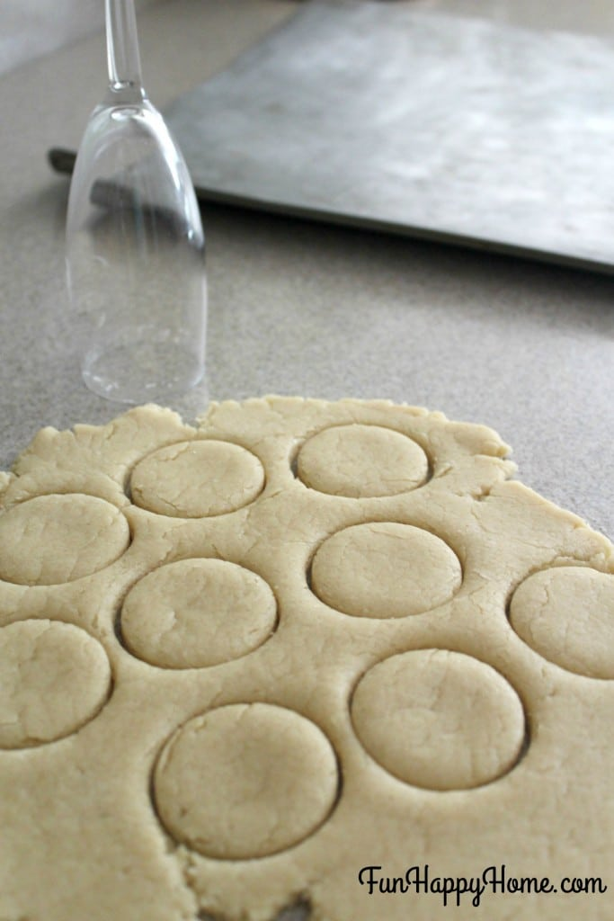 Girl Scout Cookie Tagalong Recipe In Process 3