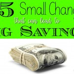 The Best Ways To Save Money: 15 Small Changes That Can Lead To Big Savings