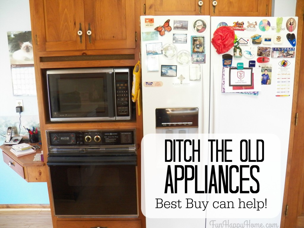 Ditch the Old Appliances