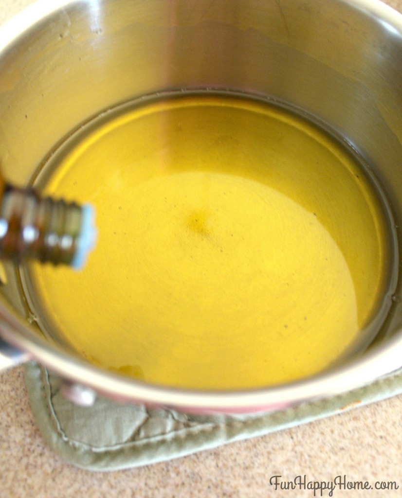 Foot Cream made with Essential Oils