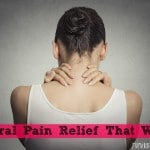 Natural Pain Relief That Works {LivRelief Review}