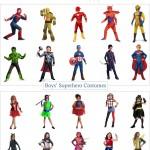 Superhero Costumes Kids Will Love