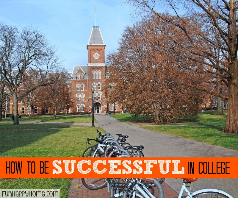 Be Successful in College: 10 Tips for College Success