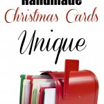 Tips For Making Handmade Christmas Cards Unique