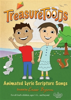 Treasure Toons Animated Lyric Scripture Songs Review