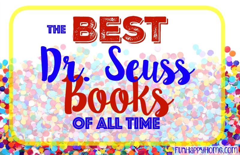 List of Dr. Seuss Books