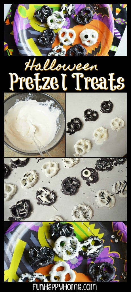 Halloween Pretzel Treats An Easy Chocolate Covered Pretzels Recipe