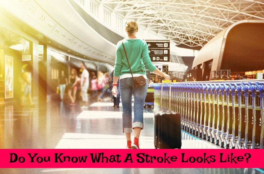 Stroke Warning Signs- Act FAST