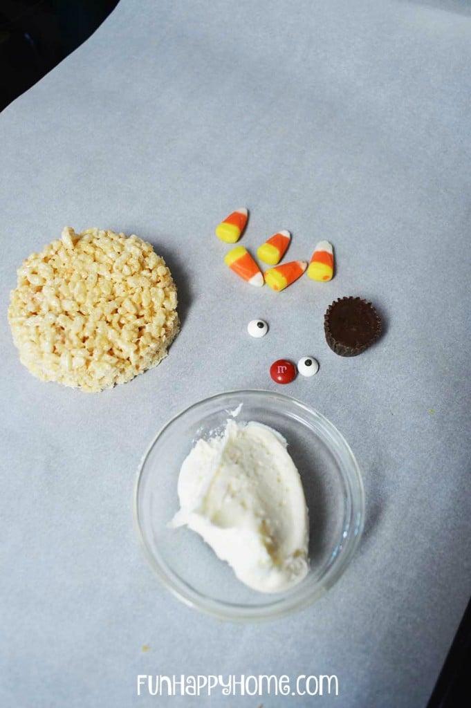 Turkey Rice Crispy Treat Recipe Step 7