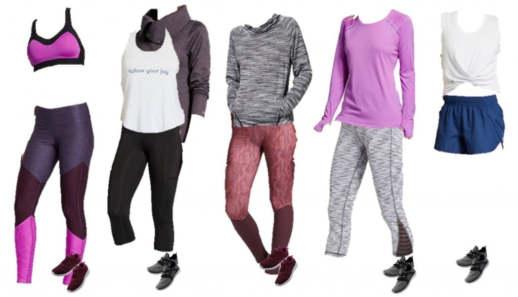 12.28 Mix and Match Athletic Wear - Target 11-15