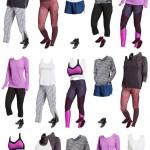Cute Workout Clothes: Mix & Match Workout Clothing