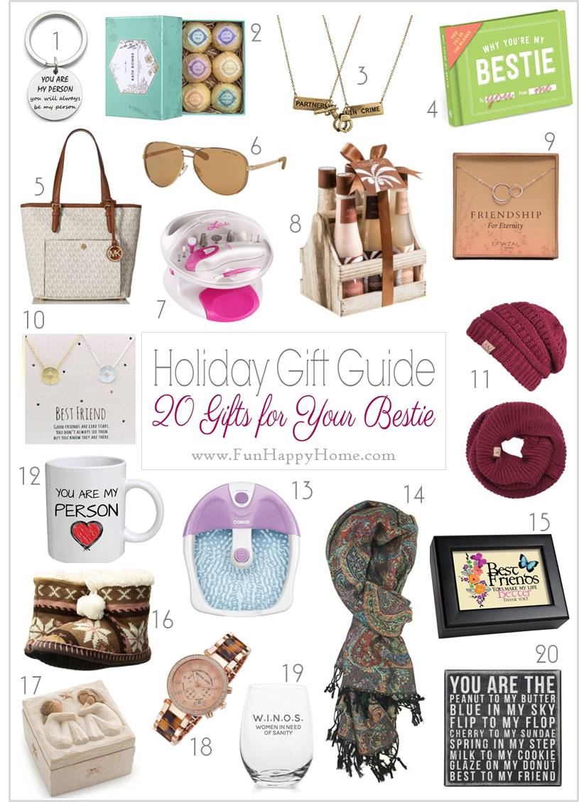 Gifts For Your Best Friend That Will Make Everyone Want To ...